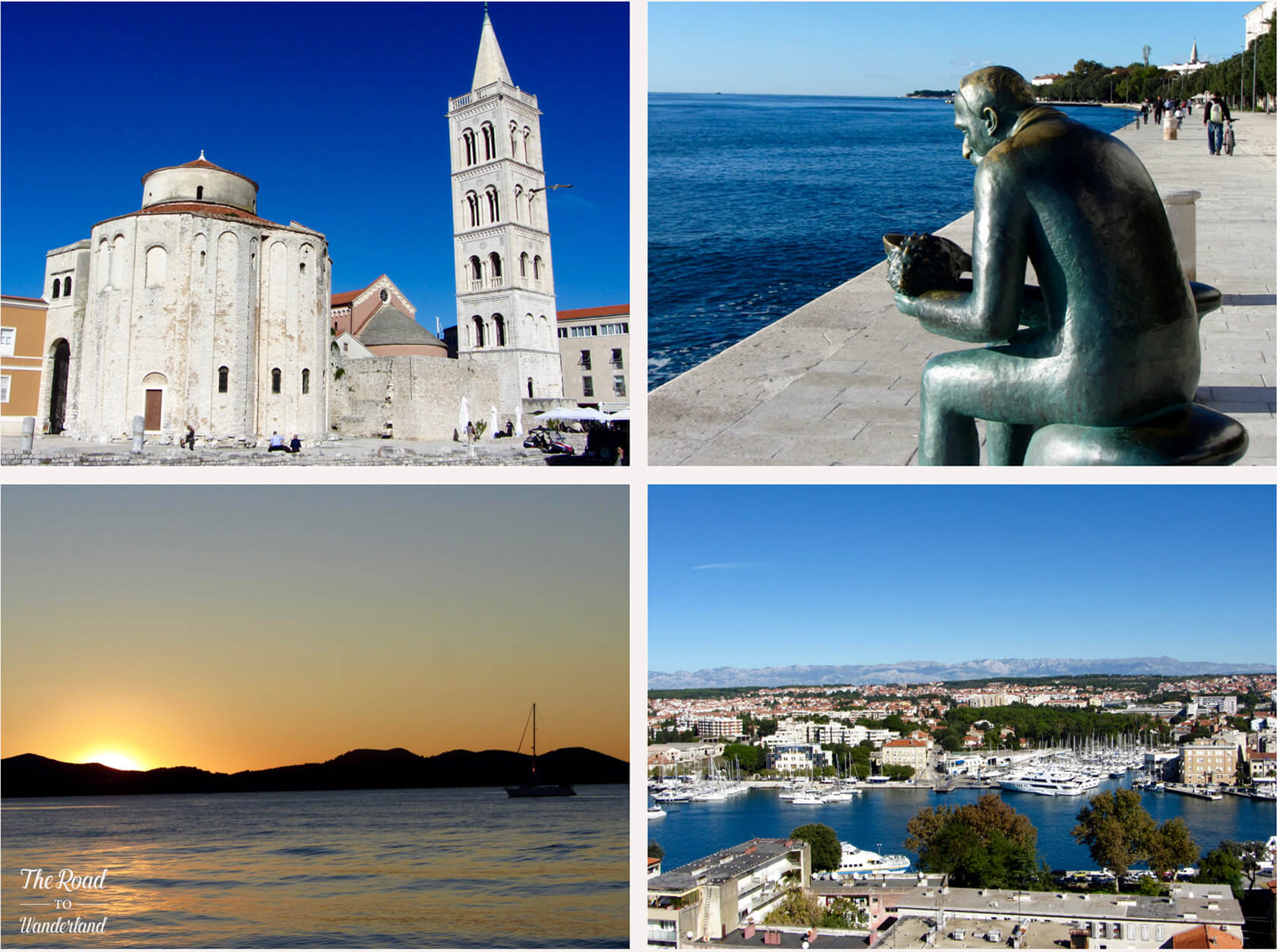 Review of 2015: Images from Zadar