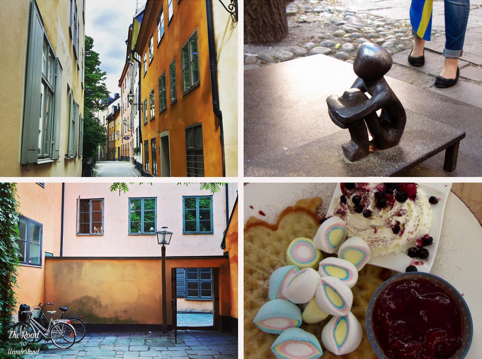 Exploring Gamla Stan, Stockholm