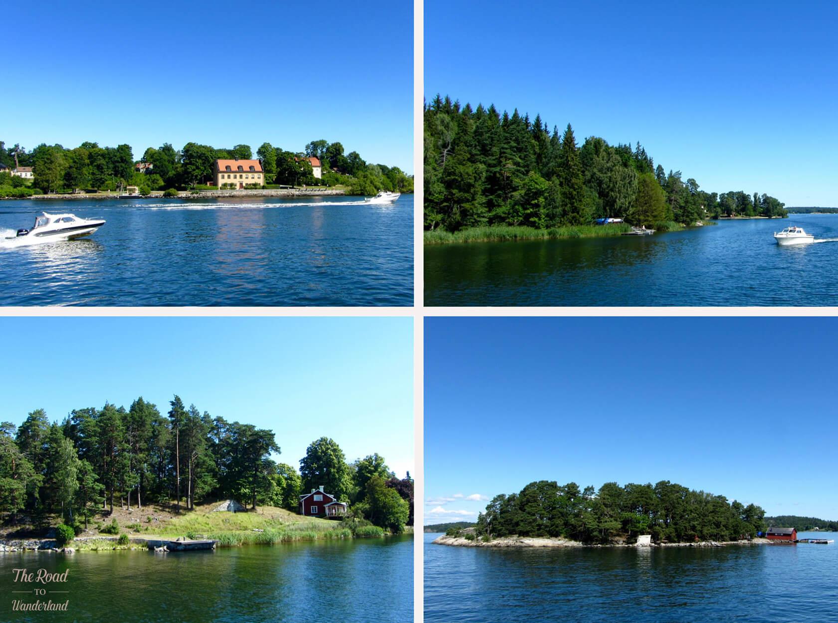 Stockholm's glorious archipelago