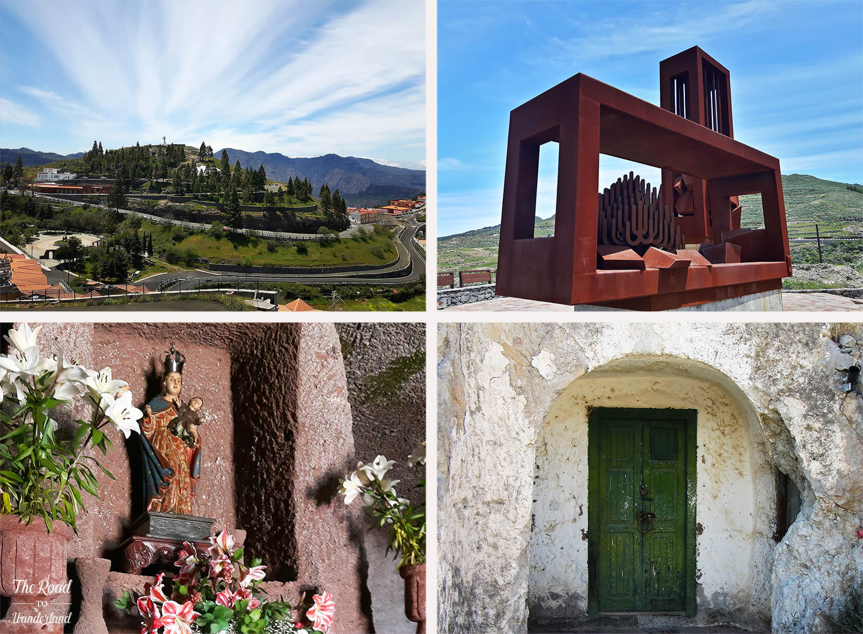 Landscapes of Gran Canaria: Artenara