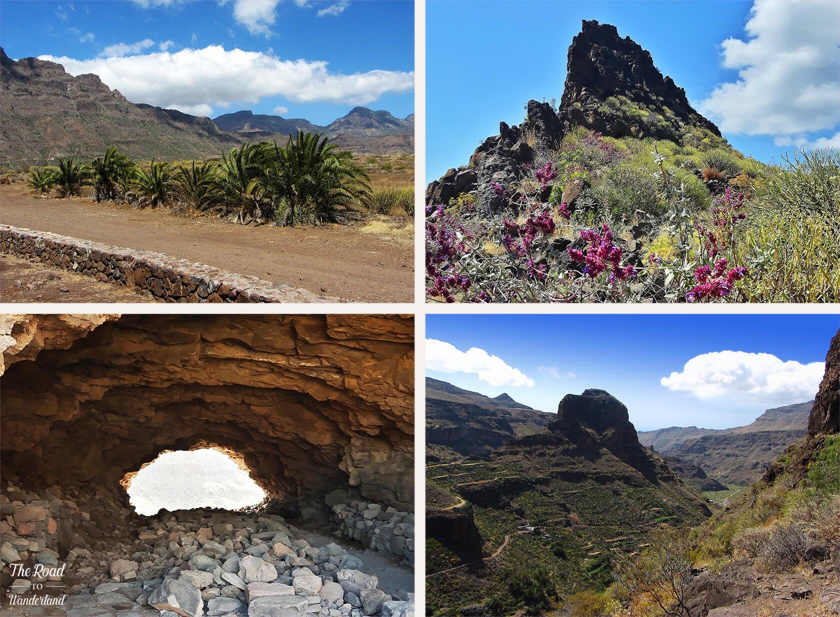 Landscapes of Gran Canaria: La Fortaleza