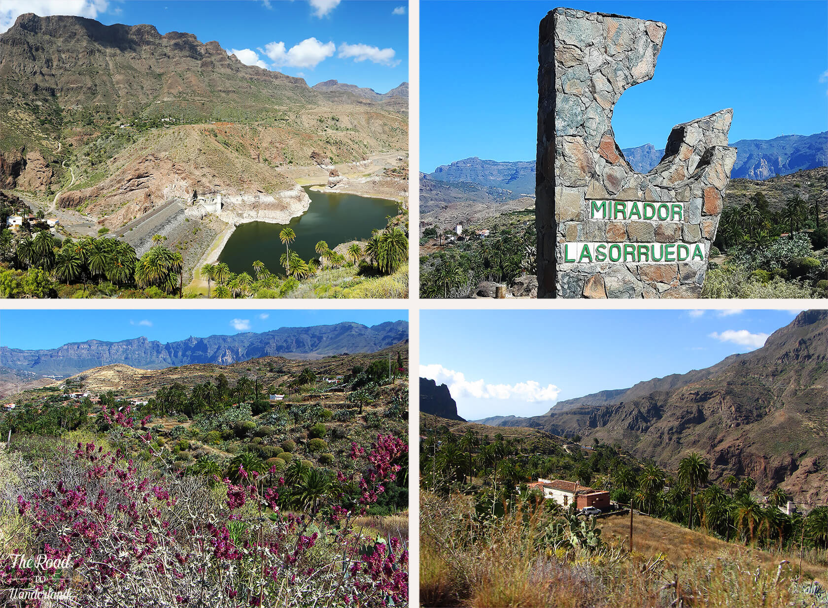 Landscapes of Gran Canaria: The Mirador de la Sorrueda