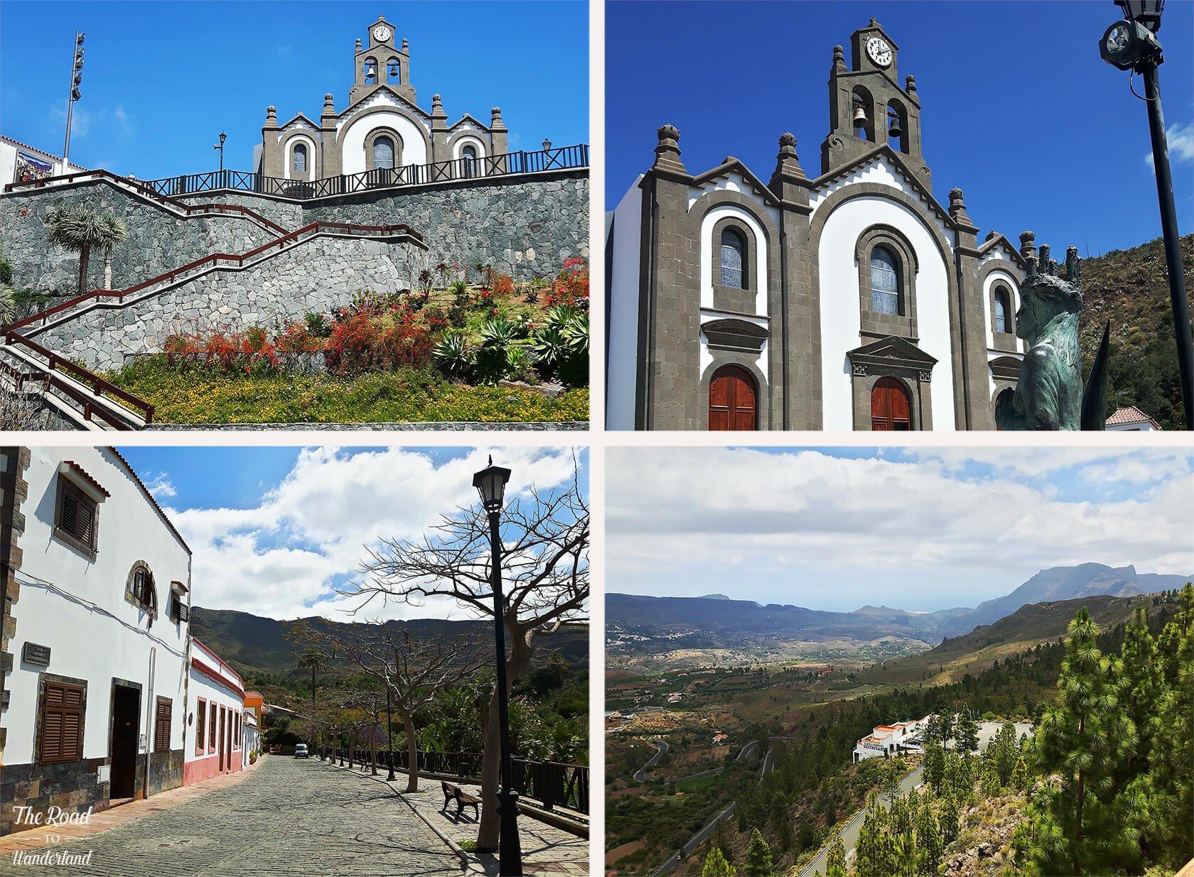 Landscapes of Gran Canaria: Caldera de Tirajana