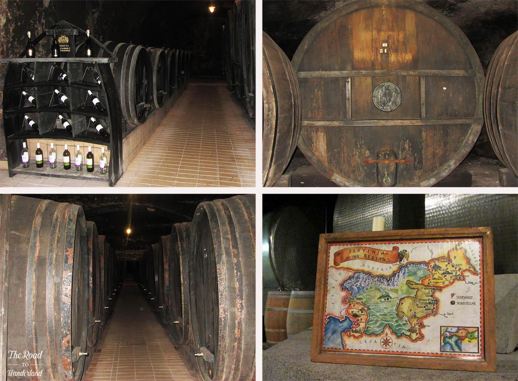 Maribor wine heritage: Vinag wine cellars