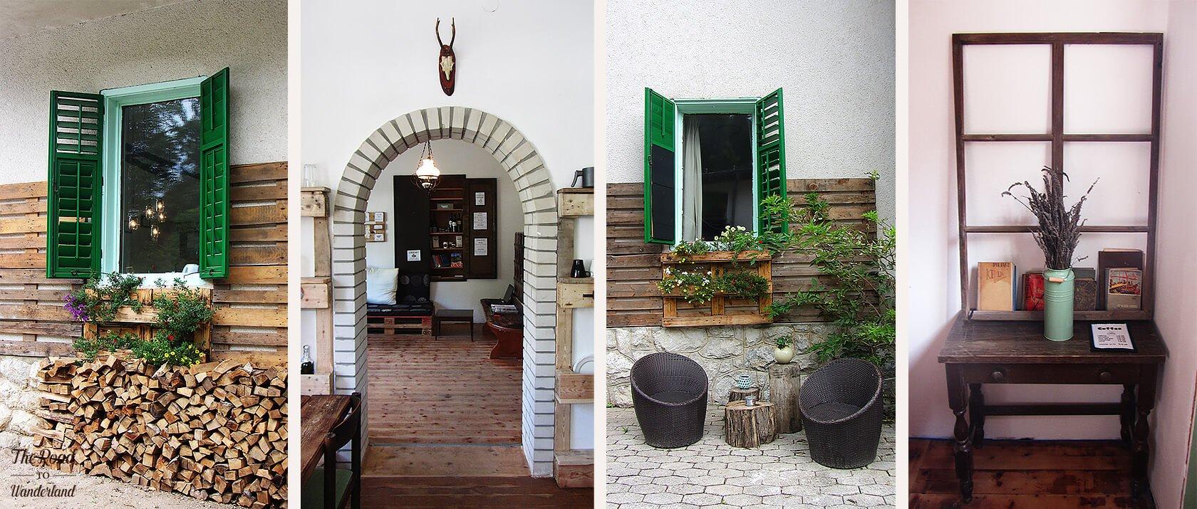 Details, Hostel Garden House Bled