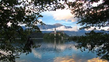 A Flying Visit to Lake Bled