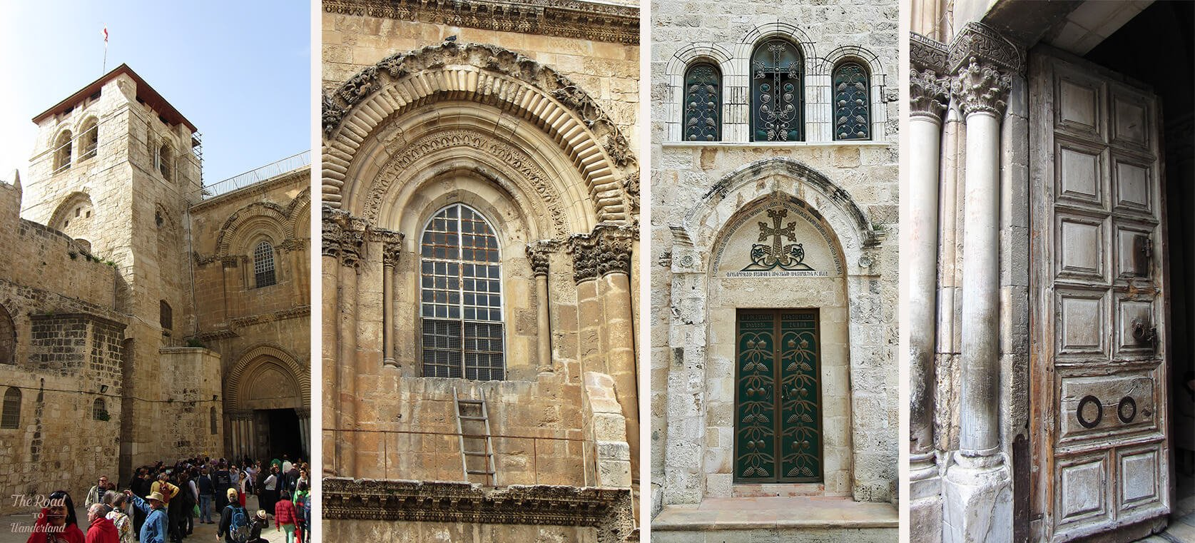 Religious sites of Jerusalem: Church of the Holy Sepulchre