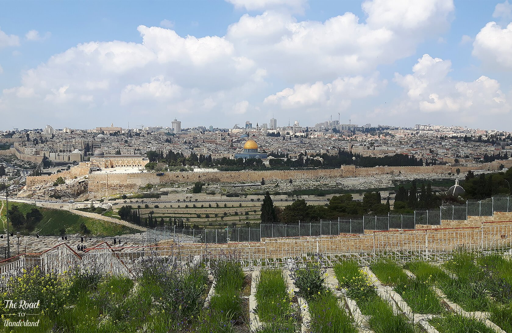 Religious sites in Jerusalem: The Temple Mount