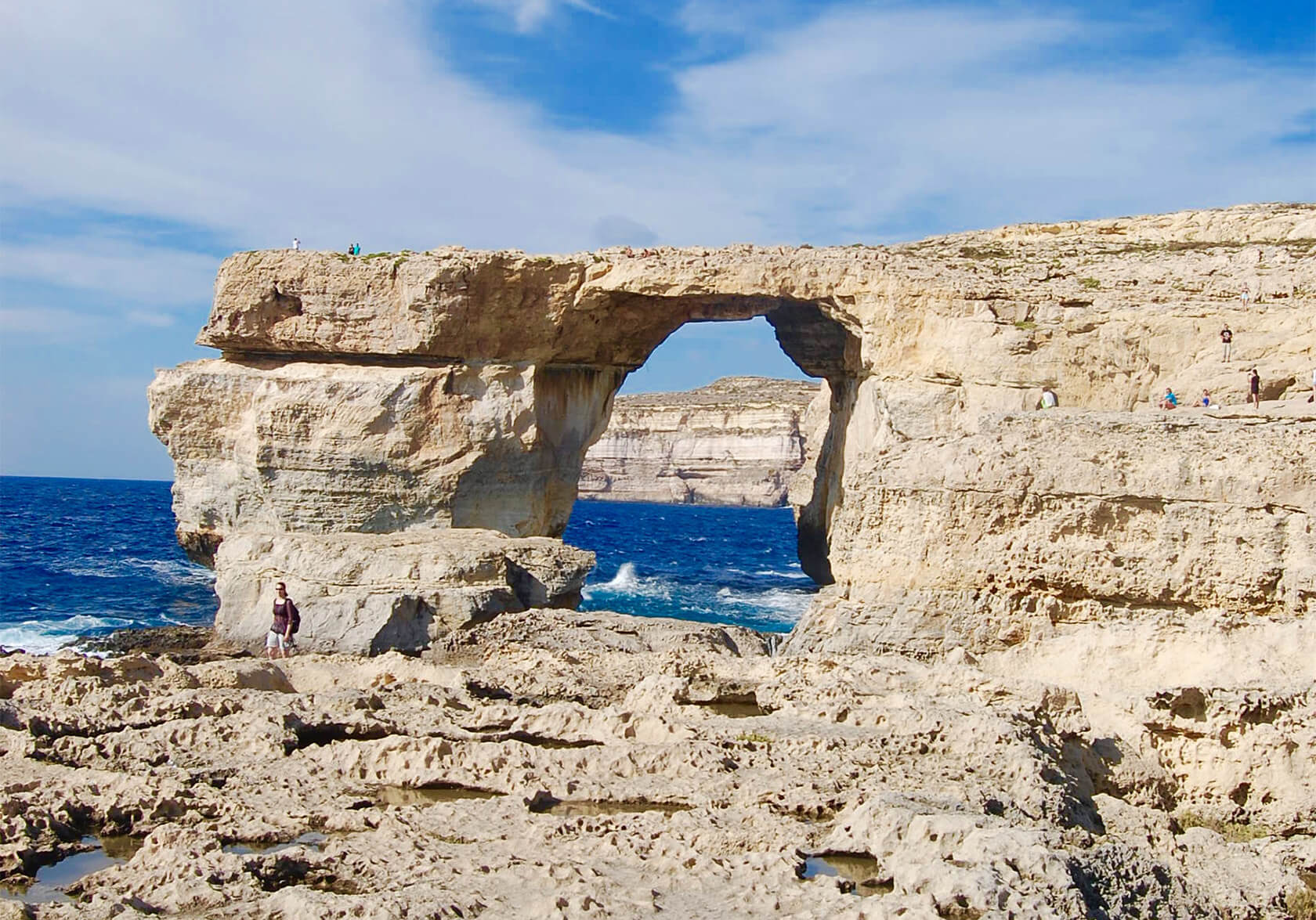 The Azure Window before it fell
