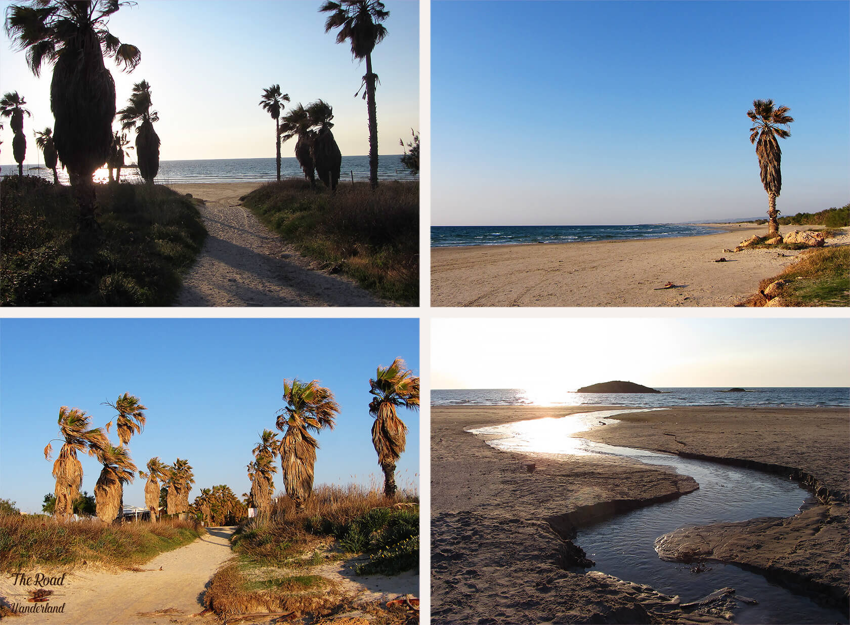 Ma'agan Michael beach