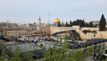 Jerusalem: A Religious Experience?