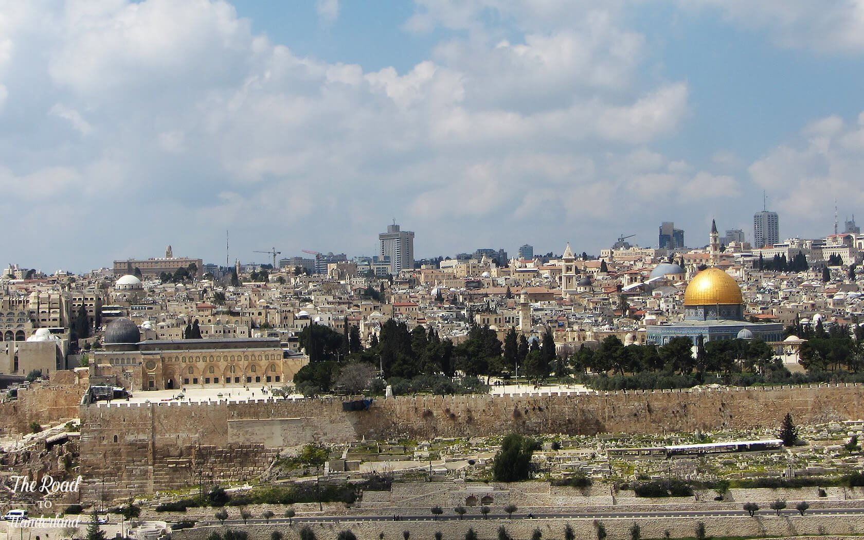 Dome of the Rock & Al-Aqsa Mosque