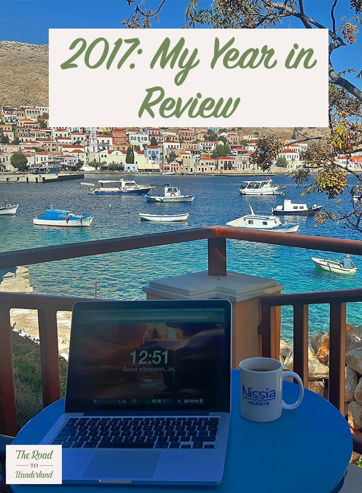 Review of 2017: Pinterest image
