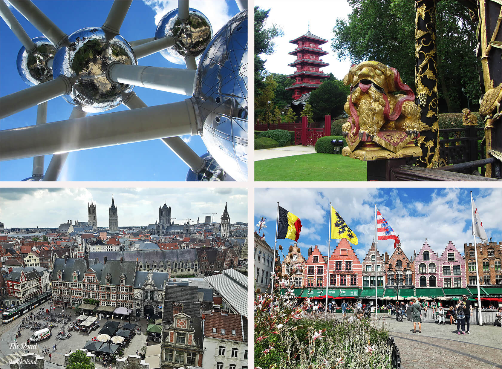 Review of 2017: Pics from Brussels, Bruges & Ghent, Belgium