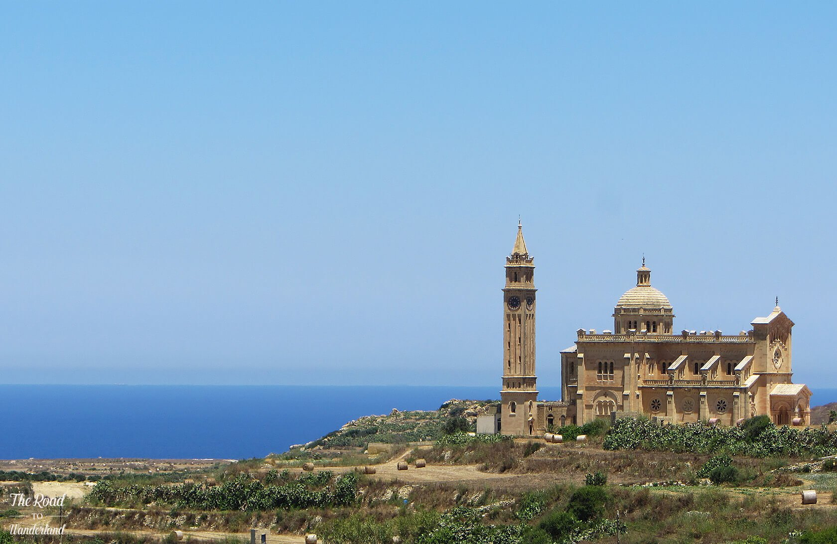 Ta' Pinu Shrine, Gozo