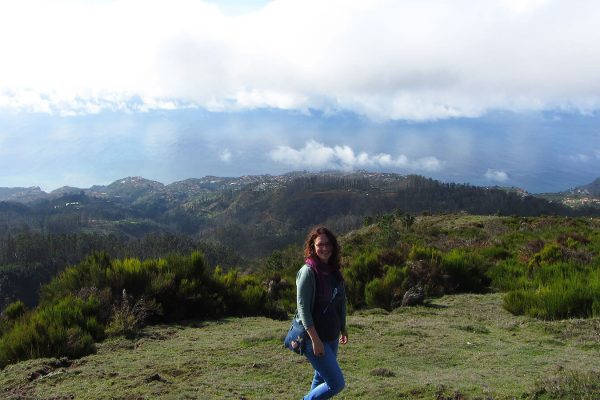 Me in Madeira