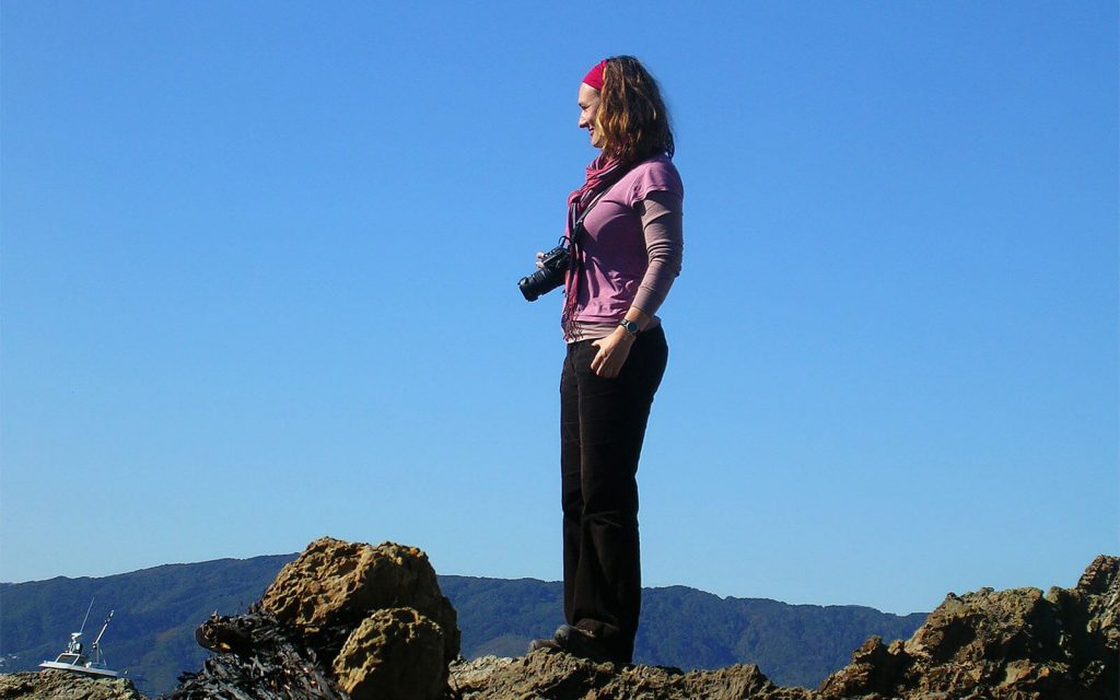 Me in New Zealand, 2008