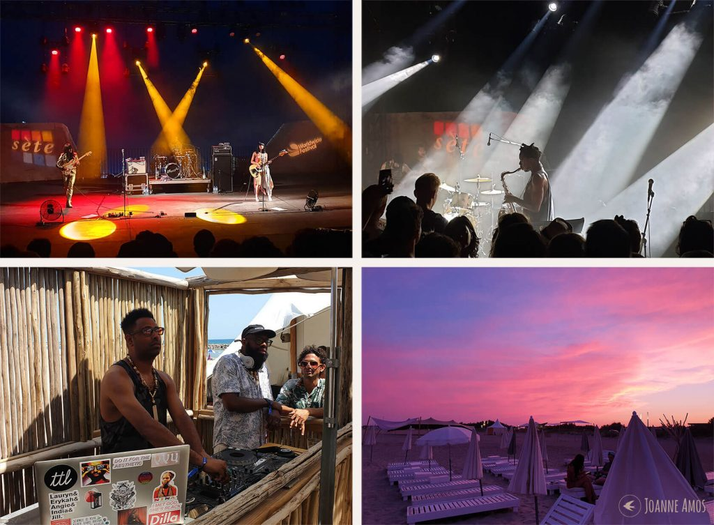Sete 2019: pictures from the festival